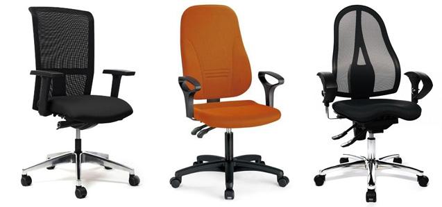 Een bureaustoel wordt dagelijks gebruikt en zorgt voor de juiste zithouding.