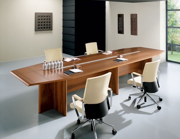 Directie vergadertafel
