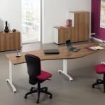 Mooi bureau met een warme uitstraling