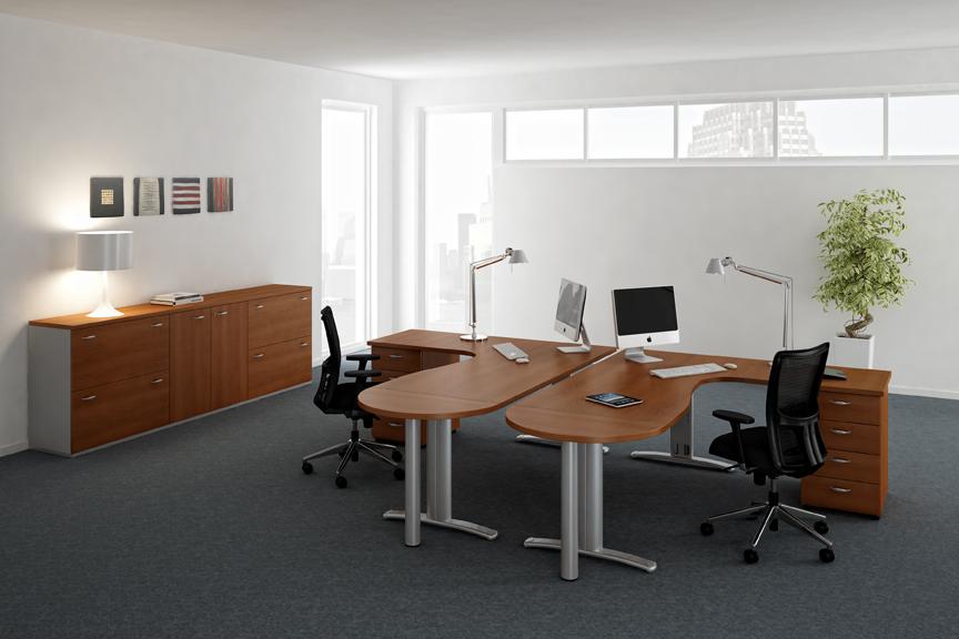 Bureaus kantoor kantoorinrichting tips - Moderne kantoorbureaus ...