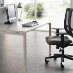Bureaustoel in kantoorinrichting